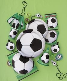 Feest bordjes /  Voetbal 3d