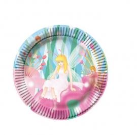 Elfen fairies / kinderfeest borden