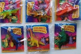 Groei Dino / pstk