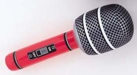 Opblaas / microfoon
