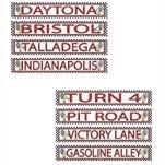 PP Racing naam borden