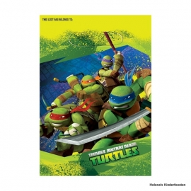 Zakjes / Teenage Mutant Ninja Turtles kinderfeest