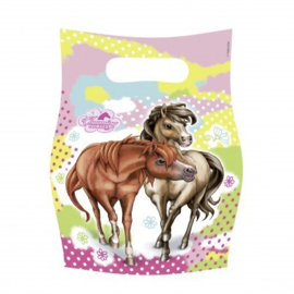 Charming horse / kinderfeest traktatiezakjes