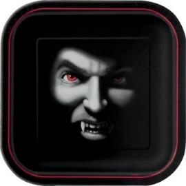 Feestbordjes / Vampier / Halloween