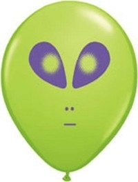 PP Alien ballon