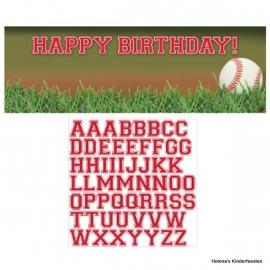 Honkbal / Baseball  / feest wenslijn