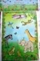 Jungle dieren / kinderfeest zakjes / ma