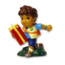 Go Diego Go / verjaardag kaars