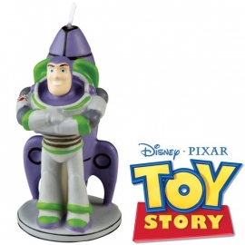 Buzz Lightyear - Toy Story  / feest kaars