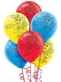 Paw Patrol / kinderfeest balloonnen