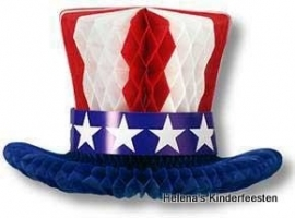 USA Patriotic Hat  / Centerpiece