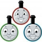 PS Thomas & friends maskers