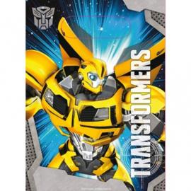 Transformers kinderfeest artikelen