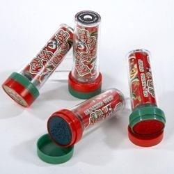 CI Kerst Kaleidoscoop met stempel