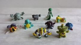 Pokemon / mini figuurtjes - poppetjes / 10stk / nr5