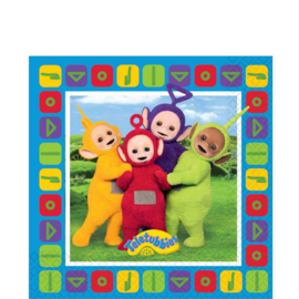 PS Teletubbies feest servetten