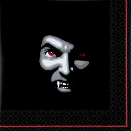 Servetten / Vampier / Halloween