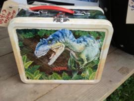 Koffertje / dinosaurus  / T-Rex World