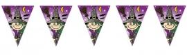 Heksen / witches vlaggenlijn / kinderfeest