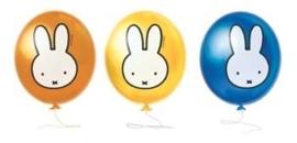 Nijntje / feest ballonnen