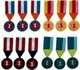 Medaille / vilt / pstk