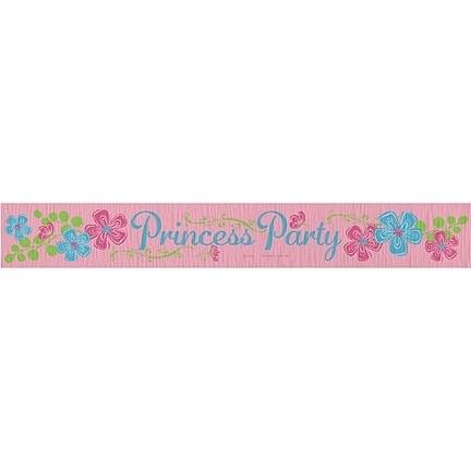 Prinsessen feest  / crepe slinger