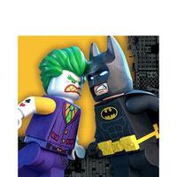 Batman Lego Movie / servetten lunch
