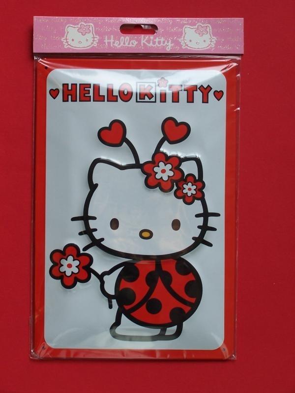 Wandbord - Hello Kitty