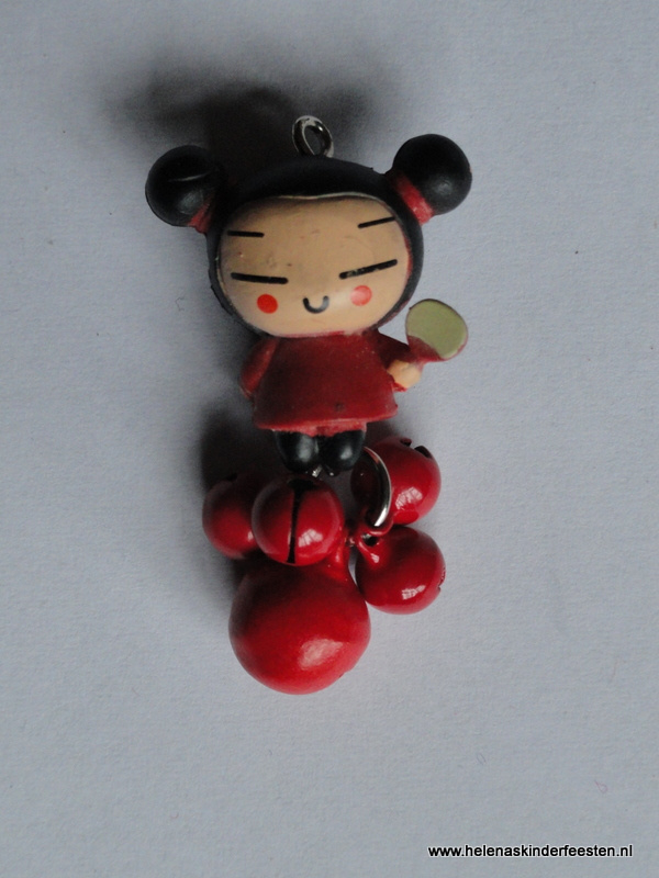 Bedel Hanger Red doll