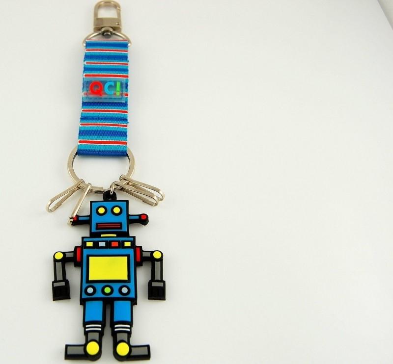 Sleutelhanger - Robot