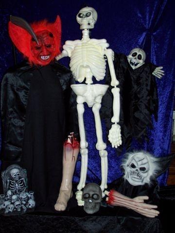 Halloween / griezelfeest TE KOOP voor verhuur