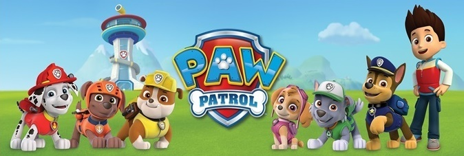 paw patrol kinderfeest feestartikelen party