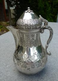 Antiek Frans zilveren kannetje