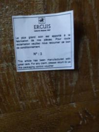 Schitterend oud zwaar verzilverd  Ercuise bestek  125 delig in Cassette Deels nog in de originele verpakking