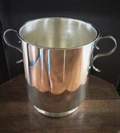Oude  champagne koeler Gallia voor Christoffle    no  55