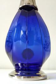 Schitterende oude wijndecanter