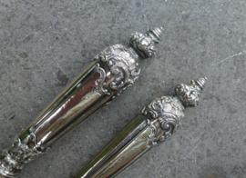 Antiek Frans zilveren slabestek ca 1890  no 7