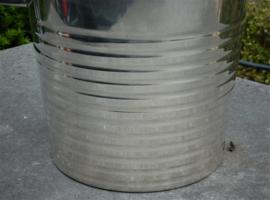 Christofle zwaar verzilverde Champagnekoeler no 250
