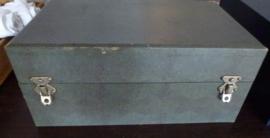 Antiek Christofle  verzilverd bestek model Trianon no 7075