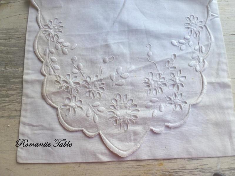 ZELDZAAM : Antieke Richellieux  servetten opbergtas no 2