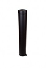 EW/150 Dikwandig 2mm Paspijp ∅100 cm