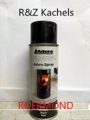 Aduro houtkachel hittebestending zwarte lak (origineel)