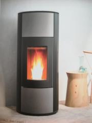 MCZ Halo Air  pelletkachel 8kw