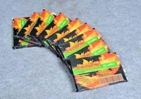 Aanmaakblokjes 96 stuks bruin
