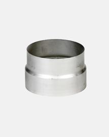Verbindingstuk flex RVS Diameter 120mm