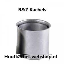 Nisbus blank diam.125mm voor 2mm dikte pijp .RZD.0161452