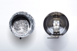 ABCAT rookgasfilter LENGTE 0,25 meter Ø150mm.(Katalysator)RH41