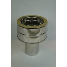 Aansluitstuk EW 80mm naar DW diam. 100-150mm.RZS15.10.2D100