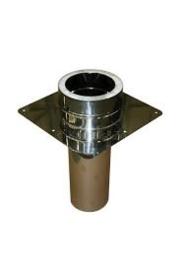 Schoorsteenaansluitstuk DW 150 mm