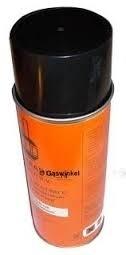 Lak spray 9105 .129/68(Kleur: 2mm Zwart  )RD600graden